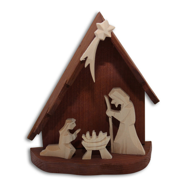 Polish Christmas Nativity - Small