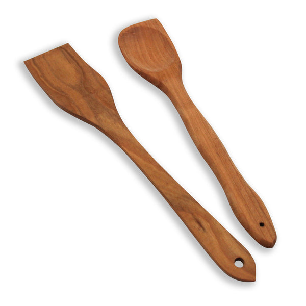 Cherry Wood Utensils