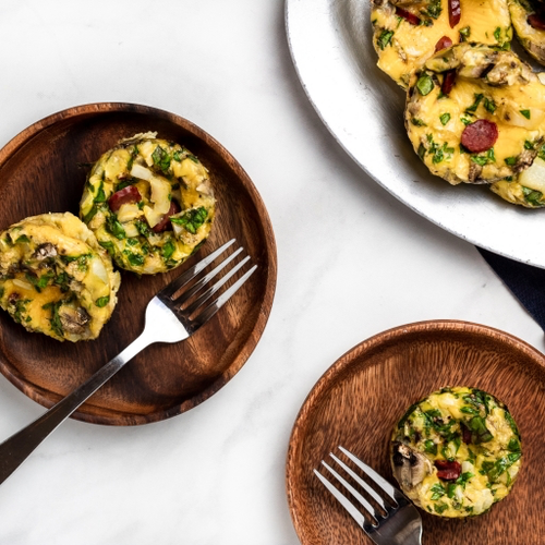 Simple Make-Ahead Egg Muffins (Whole30 Compliant)