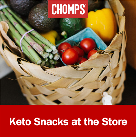 Keto Snacks to Buy at the Grocery Store