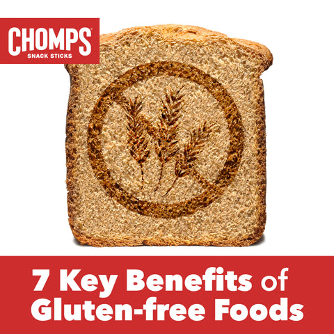 the benefits of going gluten free It's true that eating gluten can lead to serious health problems for people with  coeliac disease but can switching to a gluten-free diet have benefits for  everyone,.