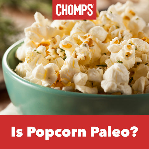 Is Popcorn Paleo?