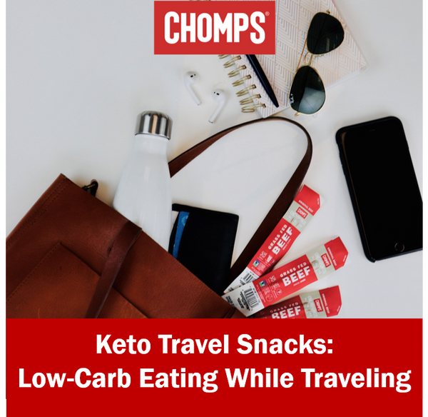 keto travel snacks