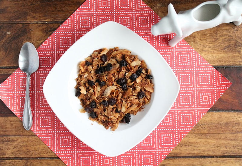 "AIP Paleo ""Raisin Bran"" Recipe"
