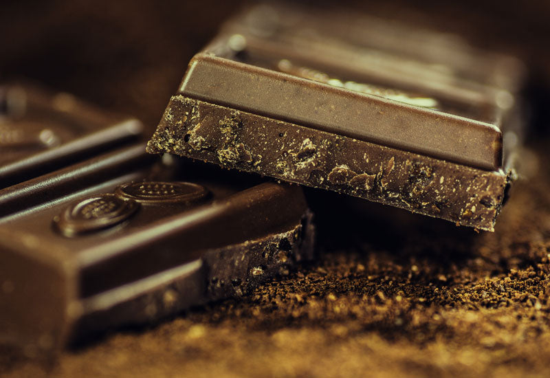 Dark chocolate keto