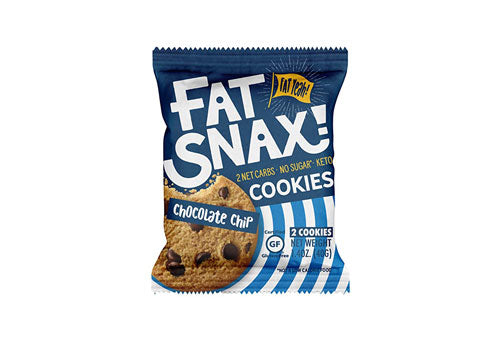Fat Snax Double Chocolate Chip