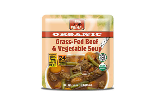 Keto Beef Vegetable Soup