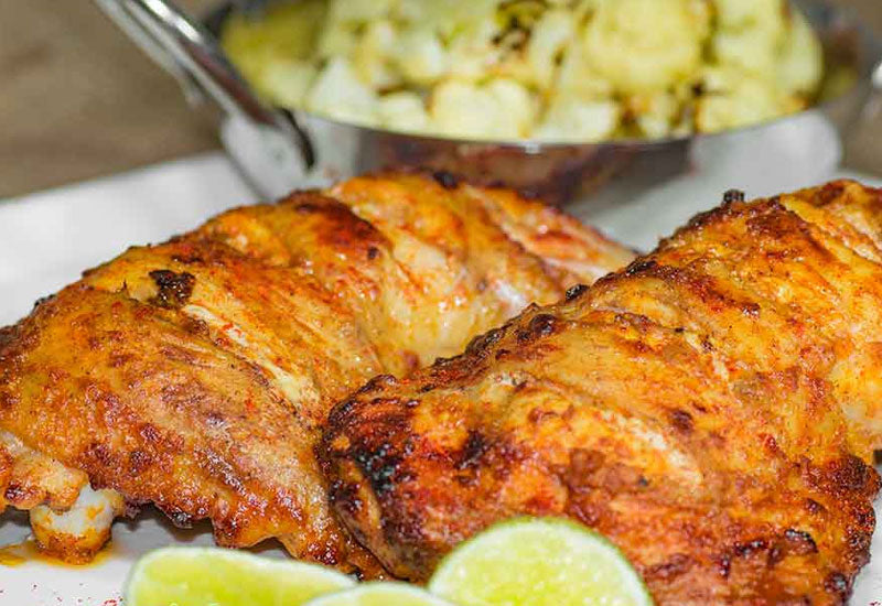 Keto Tandoori Chicken Marinade