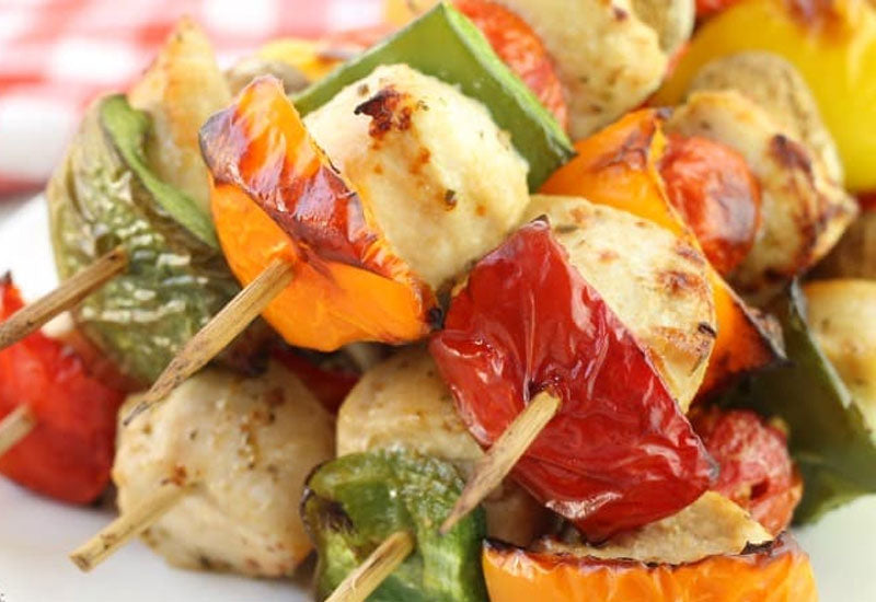 Low-Carb Chicken Kabob Marinade