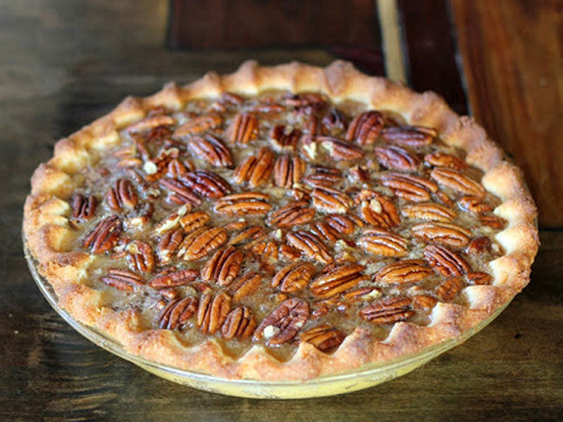 Low-Carb Pecan Pie Recipe