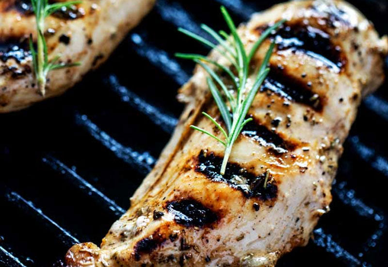 30-Minute Keto Grilled Chicken Marinade