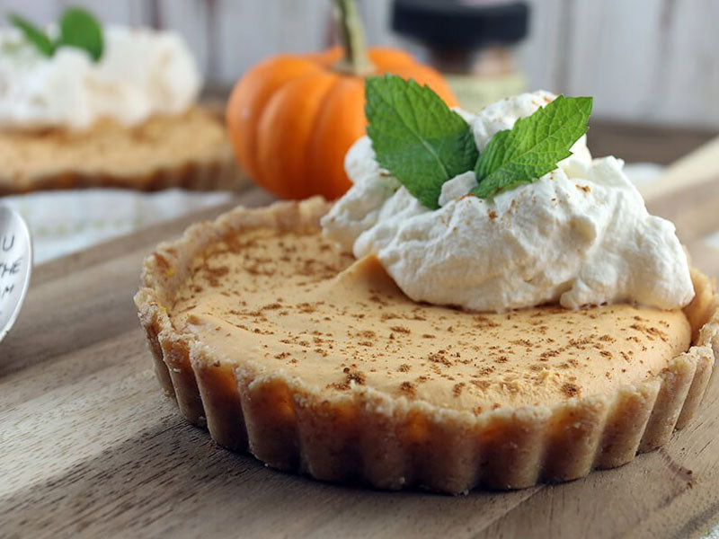 No-Bake Pumpkin Pie Cheesecake Recipe