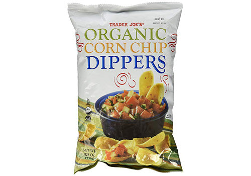 Non-GMO Organic Corn Chip Dippers