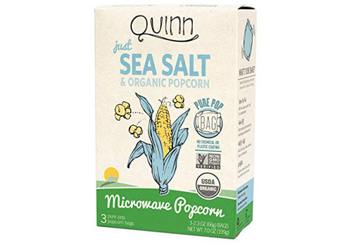 Non-GMO Sea Salt Popcorn