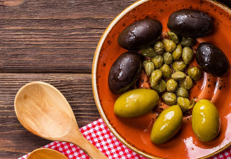 Carb-Free Olives
