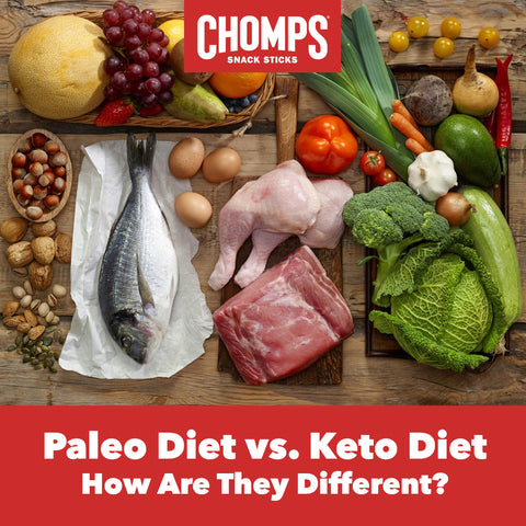 Paleo Diet vs. Keto Diet How Are They Different?