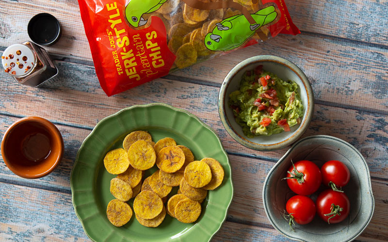 Gluten-Free Snacks to Buy From Trader Joe's