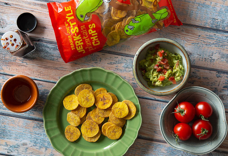 Gluten-Free Snacks From Trader Joe's