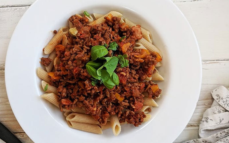 Weight Watchers Pasta Bolognese Recipe