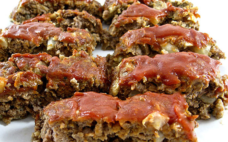 Weight Watchers Skinny Meatloaf Recipe