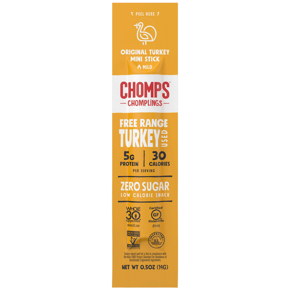 Original Turkey Chomplings
