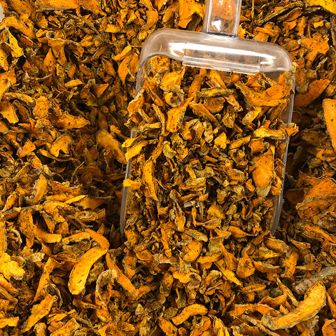 Dried Organic Turmeric