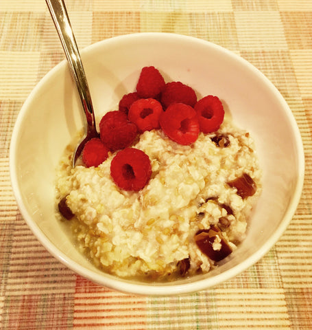 Oats and Ginger for Liver Health - the night after the party