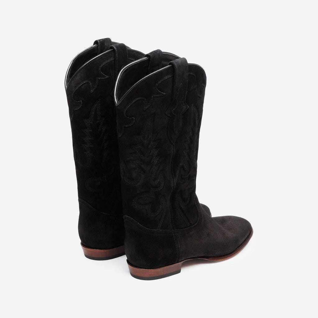 MIDNIGHT BOOTS BLACK