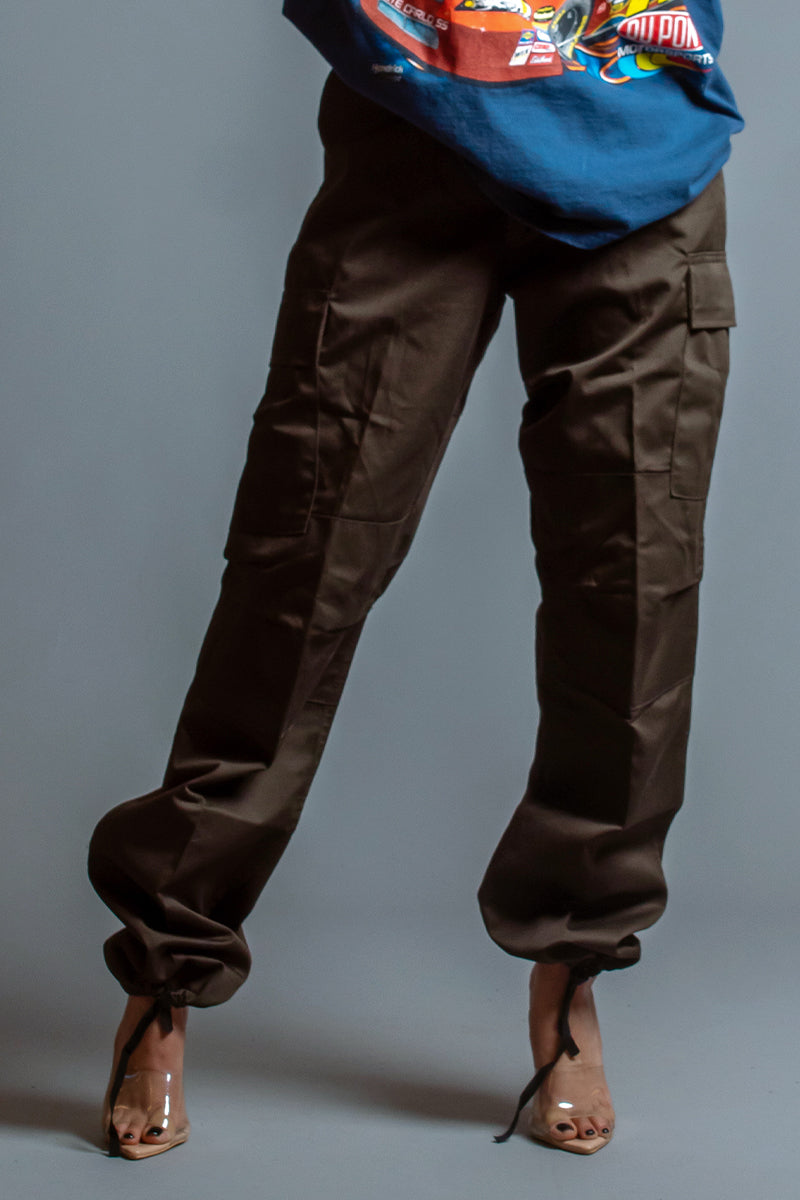 CNT COMBAT PANT - BROWN