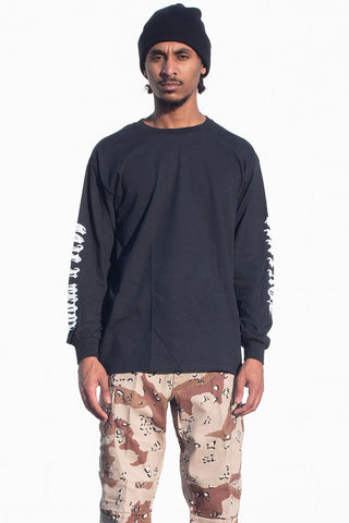 GUYS LONG SLEEVE HT TRAP TEE