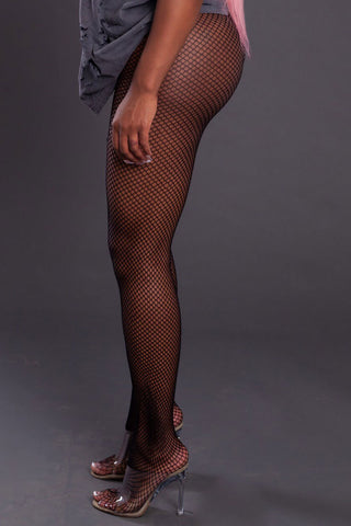 CNT Fishnet Shorts