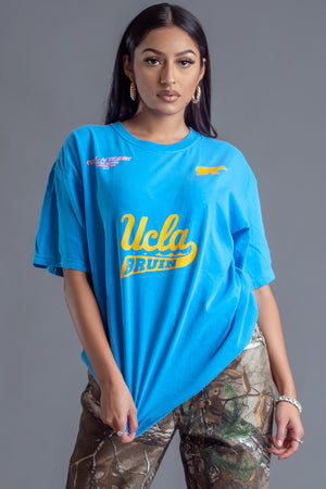 BLUE TEAM BRUINS TEE