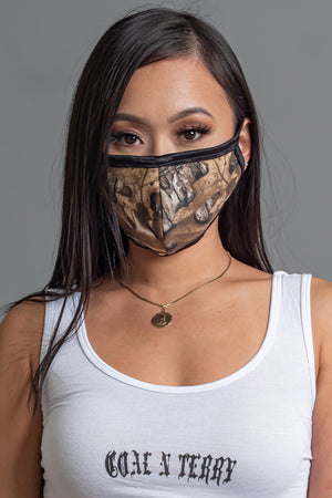 HT CAMO FACE MASK