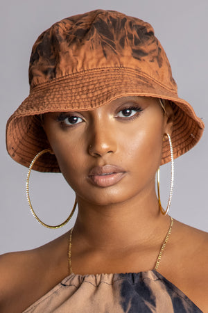 RUSTED BUCKET HAT