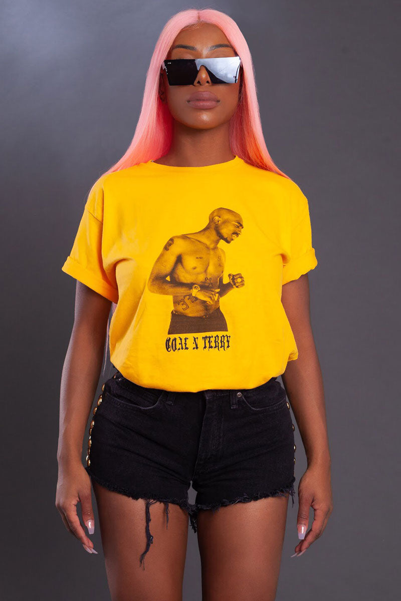 YELLOW PAC OG TEE