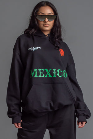 BLK TEAM MEXICO HOODIE