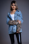 DENIM HT JACKET