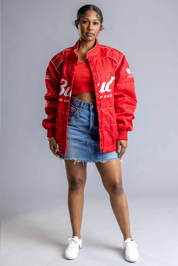DARK GREY N BLACK MINI MEDI CREW