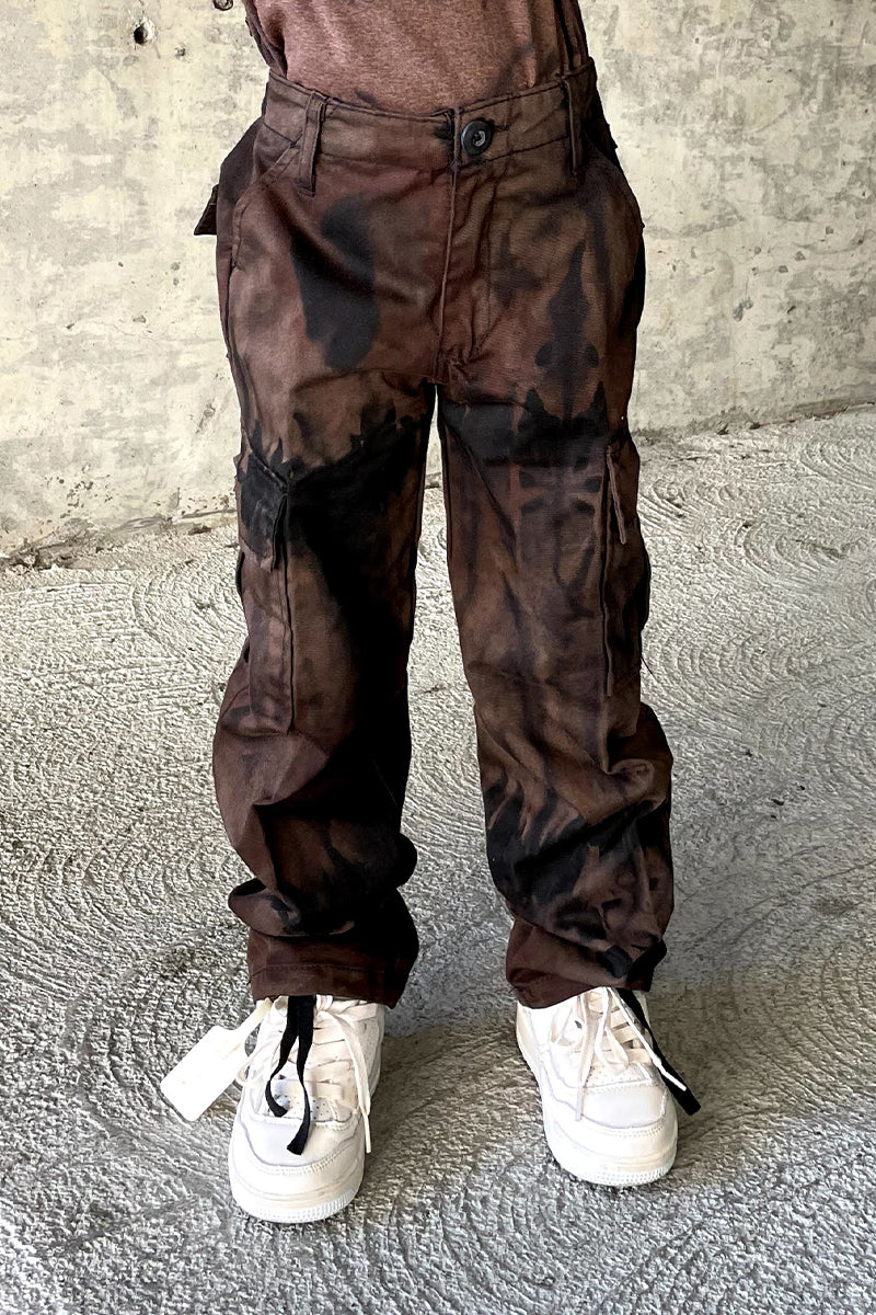 KIDS CNT COMBAT PANT - RUSTED