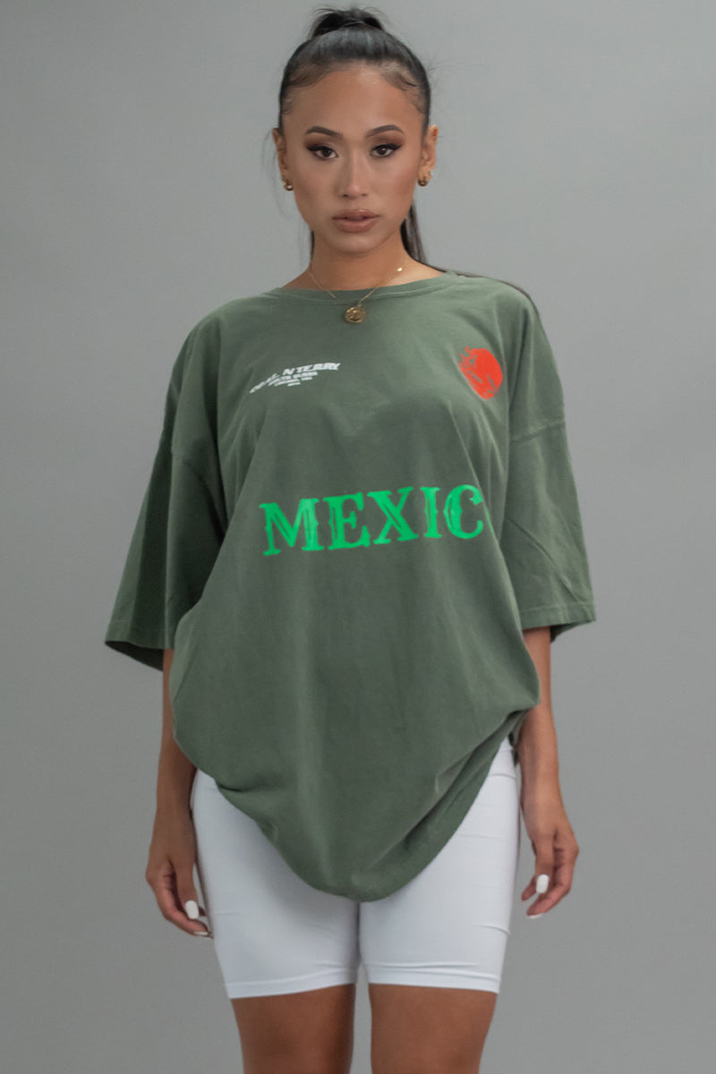 HEMP TEAM MEXICO TEE