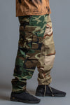 GUYS CNT COMBAT PANTS - TWO TONE CAMO