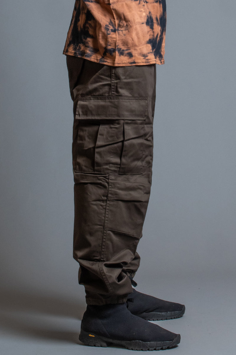 GUYS CNT COMBAT PANT - BROWN