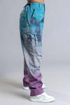GUYS WHITE N RED DARE TEE