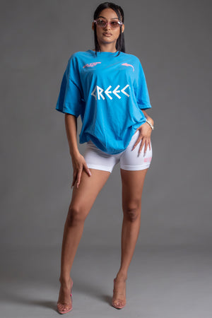 BLUE TEAM GREECE TEE