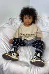 KIDS SAND N CHOCOLATE BURBS TEE