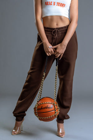 B-BALL CHAIN BAG