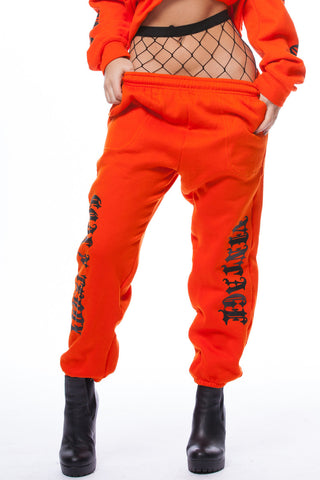 Medi CNT Crop - ORANGE