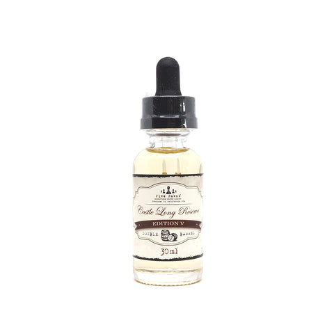 Castle Long Reserve Double Barrel - e-Liquid - Five Pawns - revolution vapor - 1