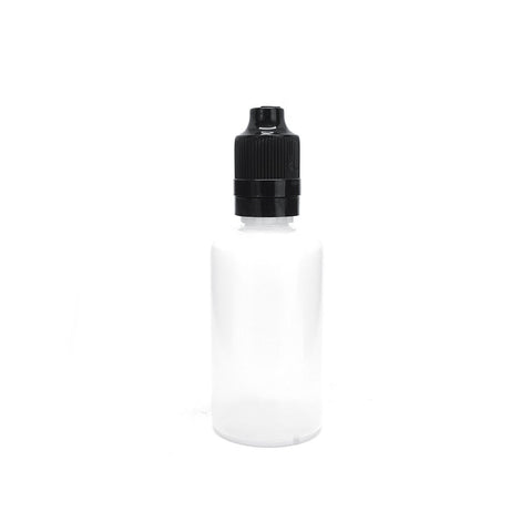 50ml Plastic Bottle - Accessories - Tools & Supplies - revolution vapor - 1