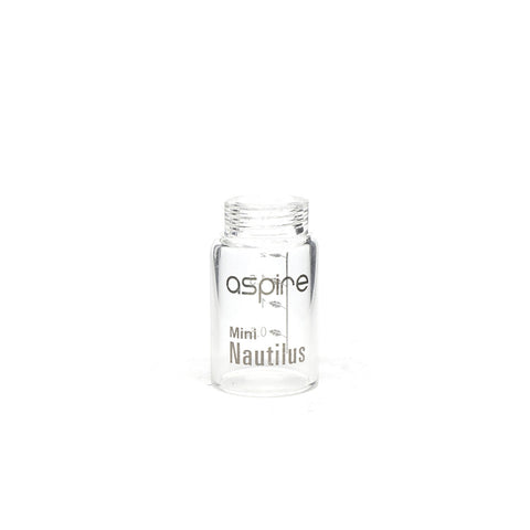 Aspire Nautilus Mini Glass - Clearomizers - Spare Parts - revolution vapor